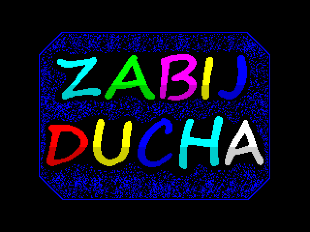 Zabij Ducha screen
