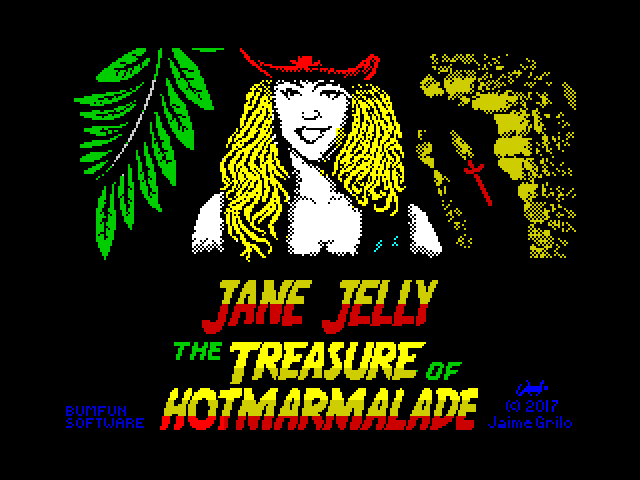 The Adventures of Jane Jelly 2: The Treasure of Hotmarmalade screen