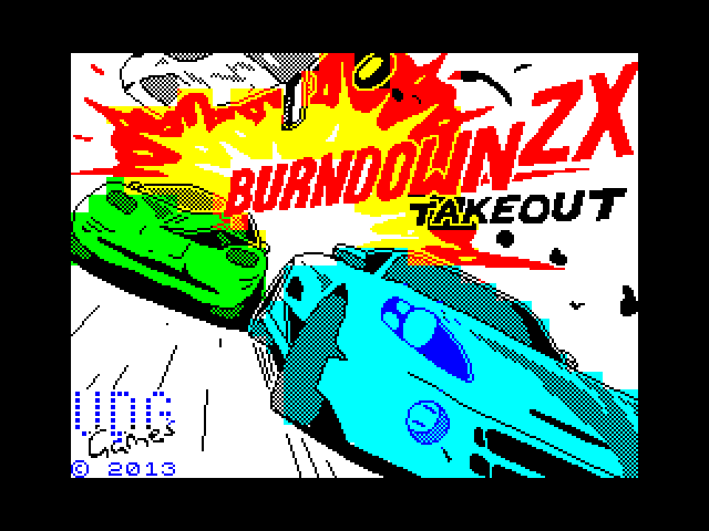 Burndown ZX Takeout screenshot
