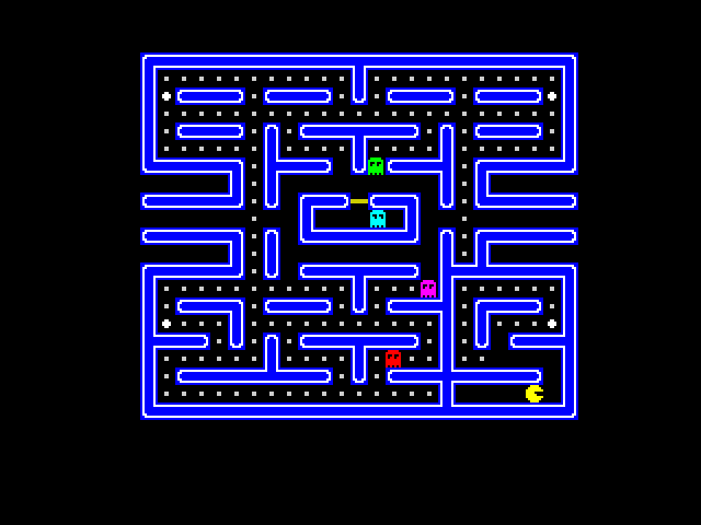 Mental Disorder Pac-Man screenshot