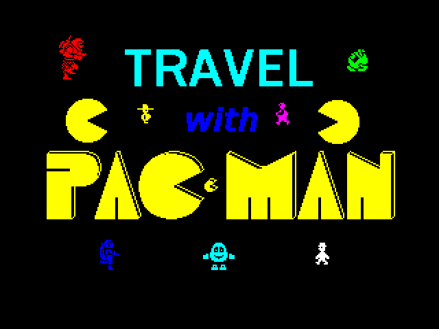 [CSSCGC] Travel With Pac-Man image, screenshot or loading screen
