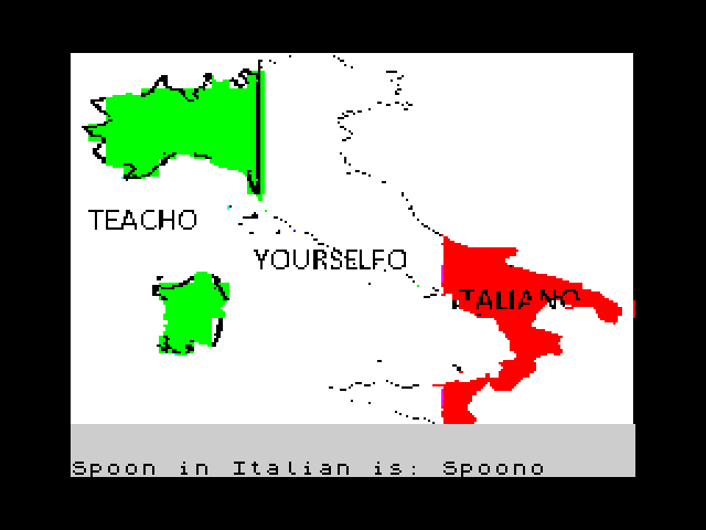 [CSSCGC] Teacho Yourselfo Italiano image, screenshot or loading screen