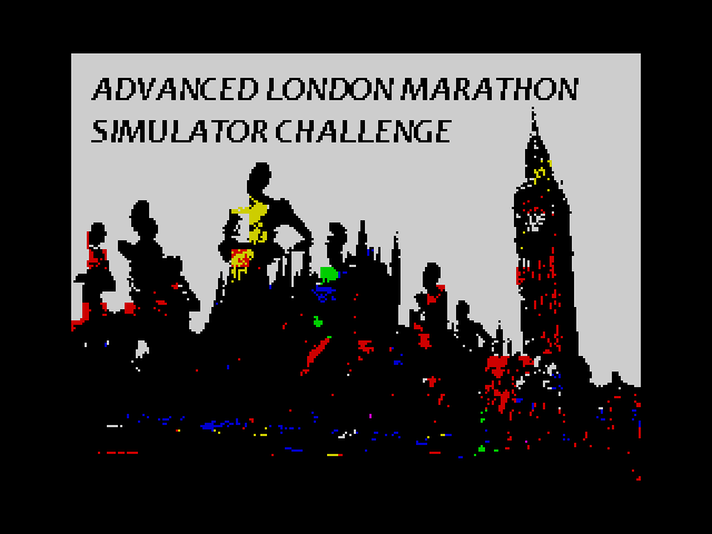 [CSSCGC] Advanced London Marathon Simulator Challenge image, screenshot or loading screen