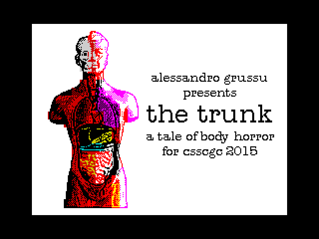 [CSSCGC] The Trunk image, screenshot or loading screen