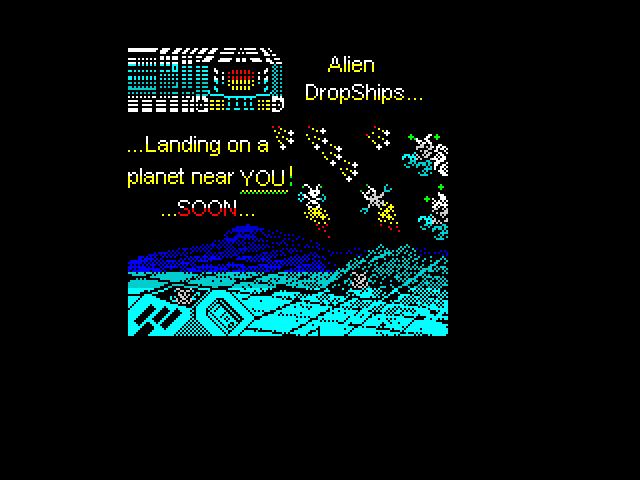 RetroForce screenshot