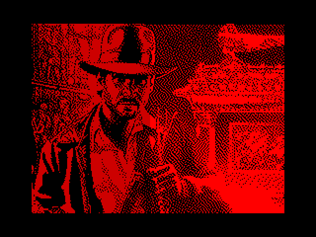 Raiders of the Lost Ark screen