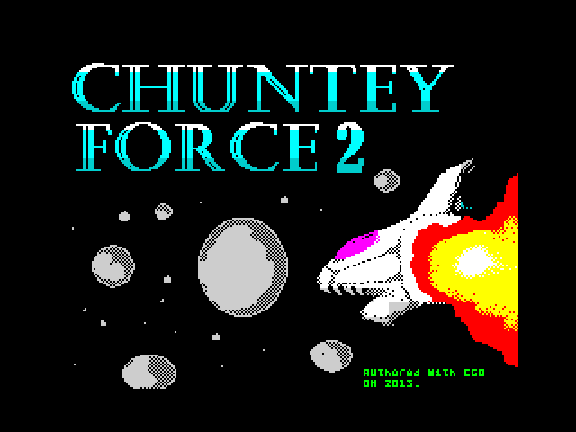 Chuntey Force 2 screenshot