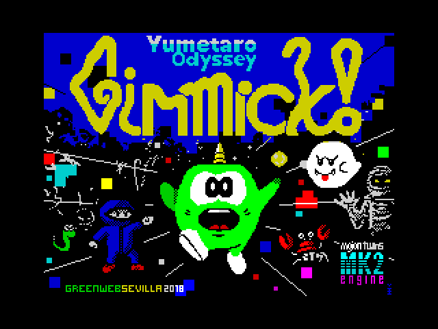 Gimmick! Yumetaro Odyssey image, screenshot or loading screen