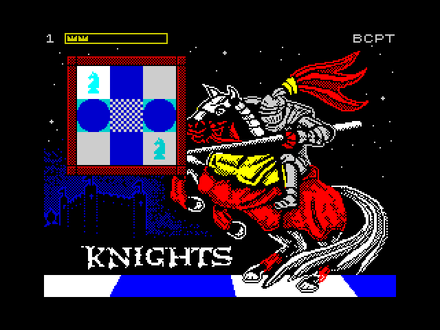 Knights screen