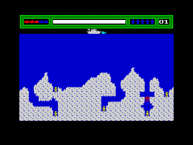 Sea Rescue screenshot