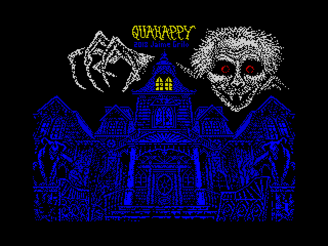Quahappy screen