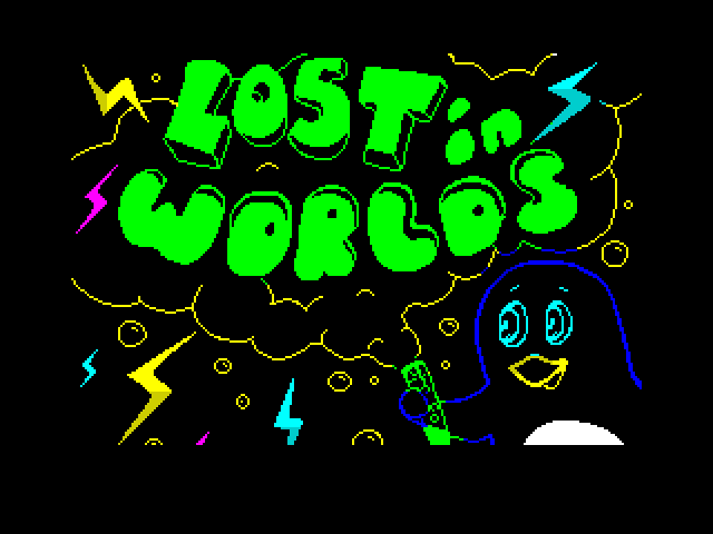 Lost in Worlds screenshot
