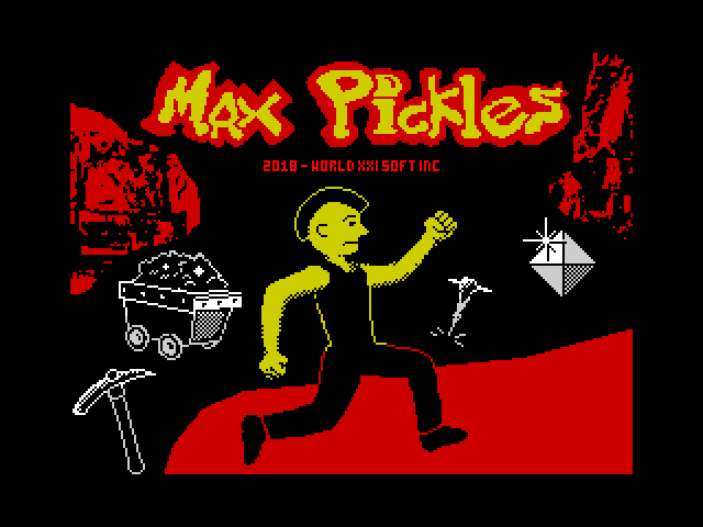 Max Pickles Part 2: The Mine of Doom image, screenshot or loading screen