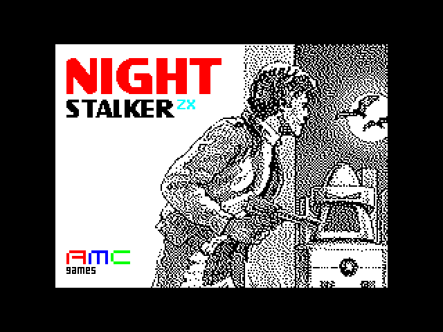 Night Stalker ZX screen