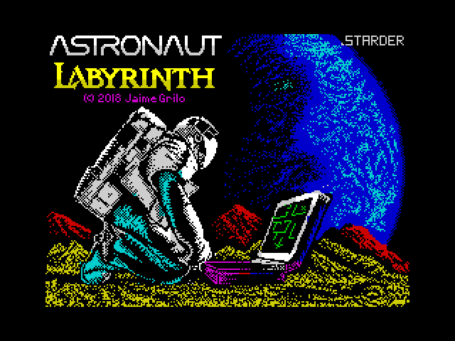 Astronaut Labyrinth image, screenshot or loading screen