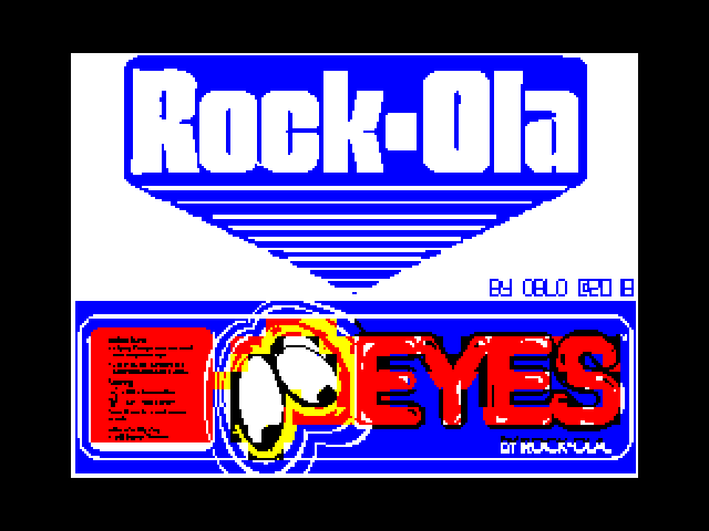O-EYES screenshot