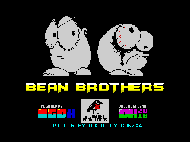 Bean Brothers screen