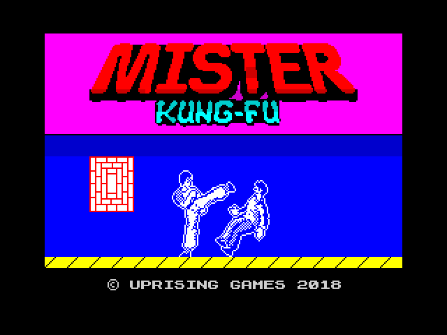 Mister Kung Fu image, screenshot or loading screen