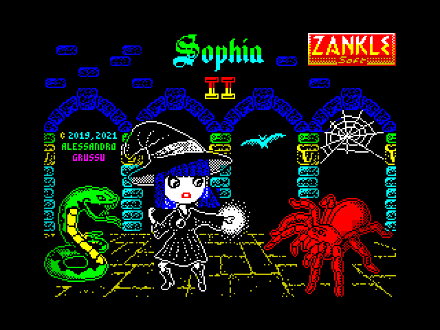 Sophia II screenshot