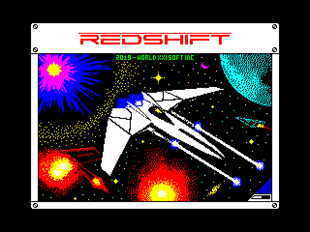 Redshift image, screenshot or loading screen