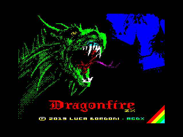 Dragonfire ZX image, screenshot or loading screen