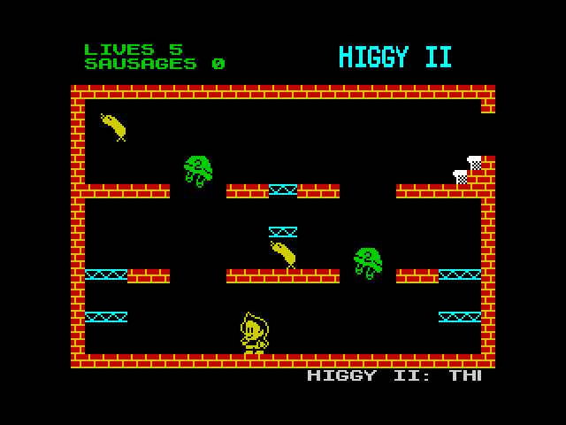 Higgy 2: The Wrath of McMania screenshot