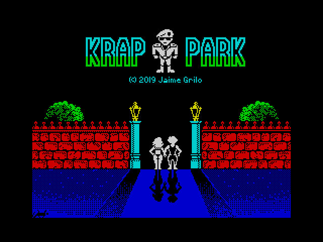 Krap Park screen