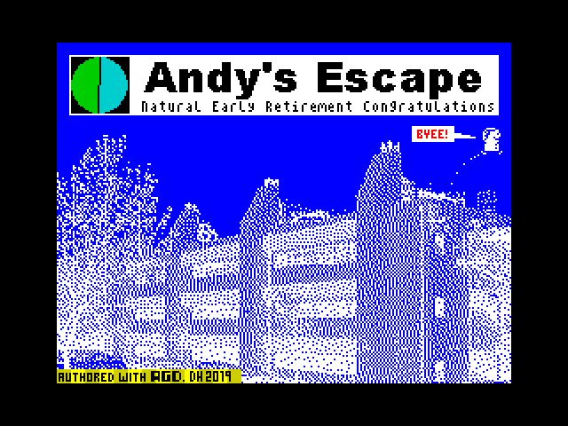 Andy's Escape screen