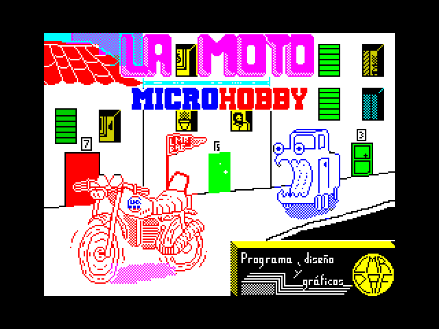 La Moto image, screenshot or loading screen