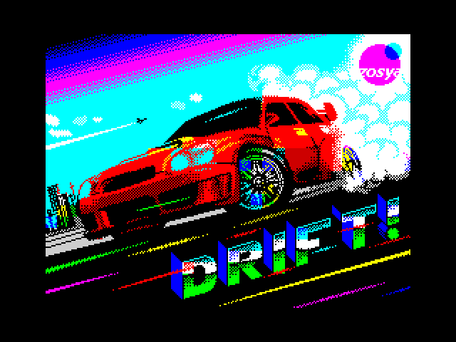 Drift! screen