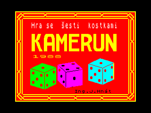 Kamerun screenshot