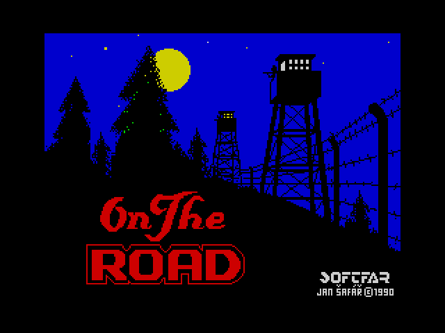 On the Road screenshot
