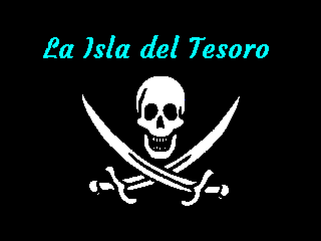 La Isla del Tesoro screenshot