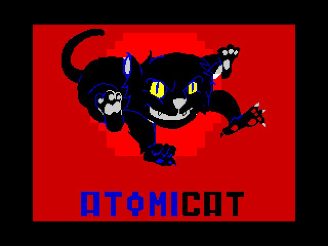 AtomiCat image, screenshot or loading screen